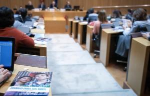 Presentación del informe de Unicef