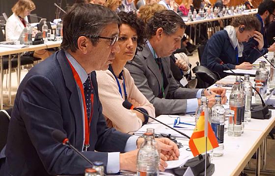 Conferencia de Presidentes de Parlamentos de la UE