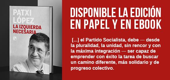 """Libro """"La izquierda necesaria"""""""